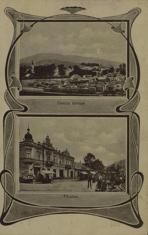 Čadca v 19. storočí